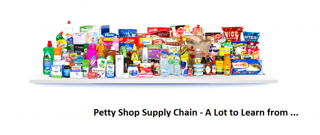 The World Class 'Petty Shop' Supply Chain