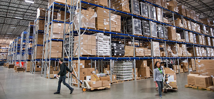 Warehouse Optimization – A COMPETITIVE EDGE in Supply Chain!