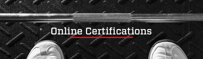 A Word of Caution on Online Certifications!