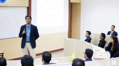 TAPMI Manipal – Guest Lecture on SCM and industry insights