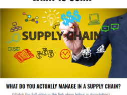 what is supply chain management